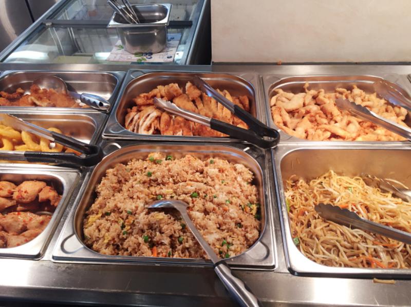 Buffet Nanking China Restaurant Neuwied